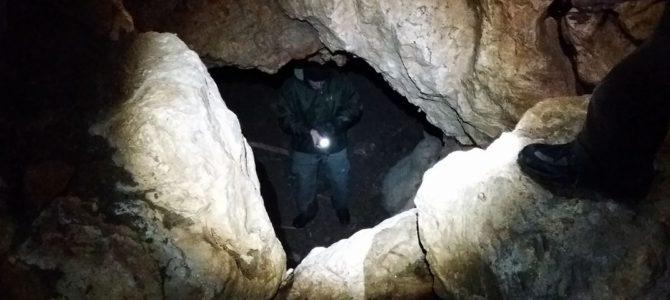 Barlangok és víznyelők nyomában